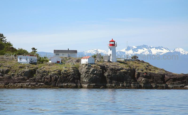 Ballenas Islands Lighthouse