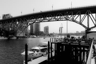 Granville Island Bridge