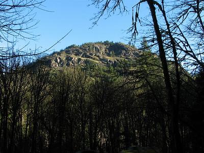 Mount something by Goldstream Park