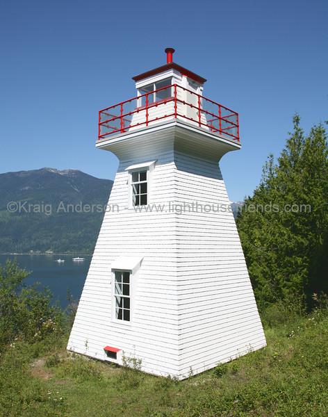 Pilot Bay Lighthouse