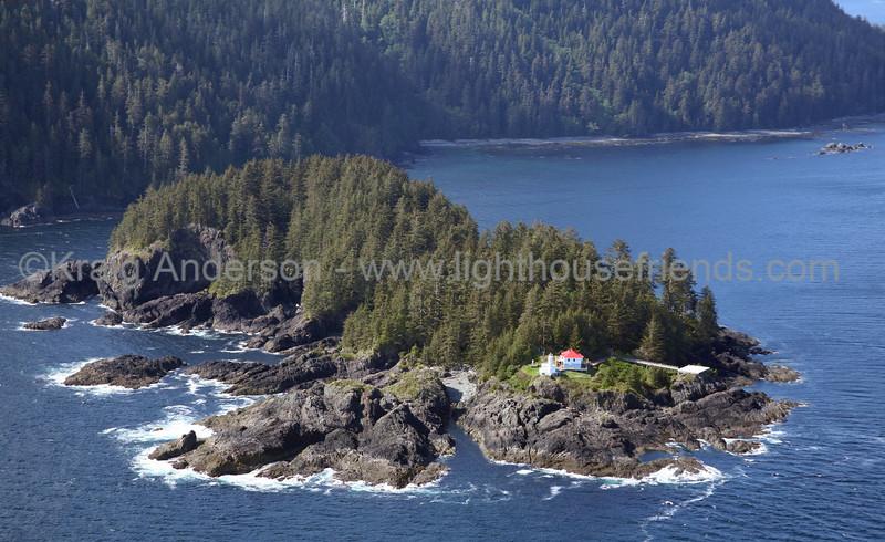Quatsino (Kains Island) Lighthouse
