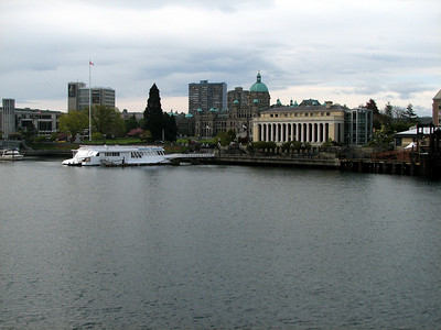 Parliament building, undersea gardens, and wax museum