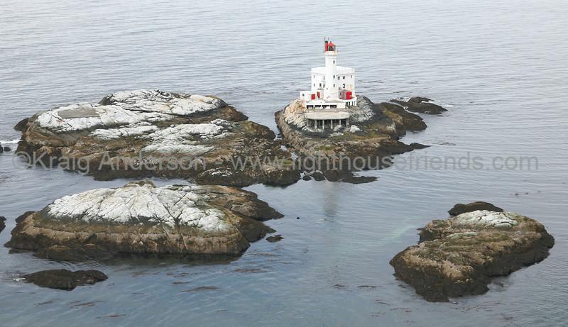 Triple Islands Lighthouse