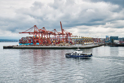 Port Vancouver - Container Terminal