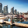 Berthed at Coal Harbour