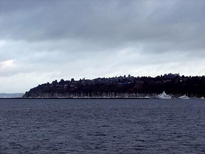 Eliot Bay and Magnolia