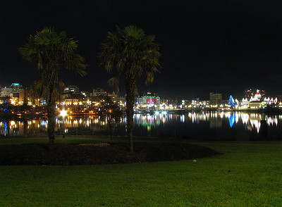 Tropical Victoria Inner Harbour