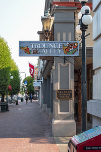 Trounce Alley Signage