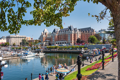 A Postcard from Victoria