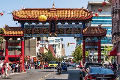 Chinatown Portal