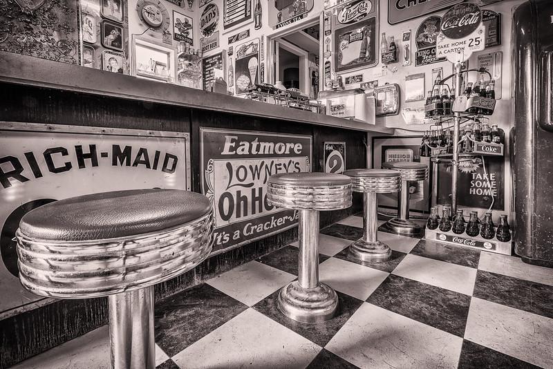 Old Tyme Soda Bar