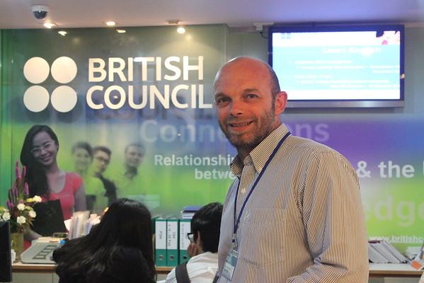 British Council, Vietnam