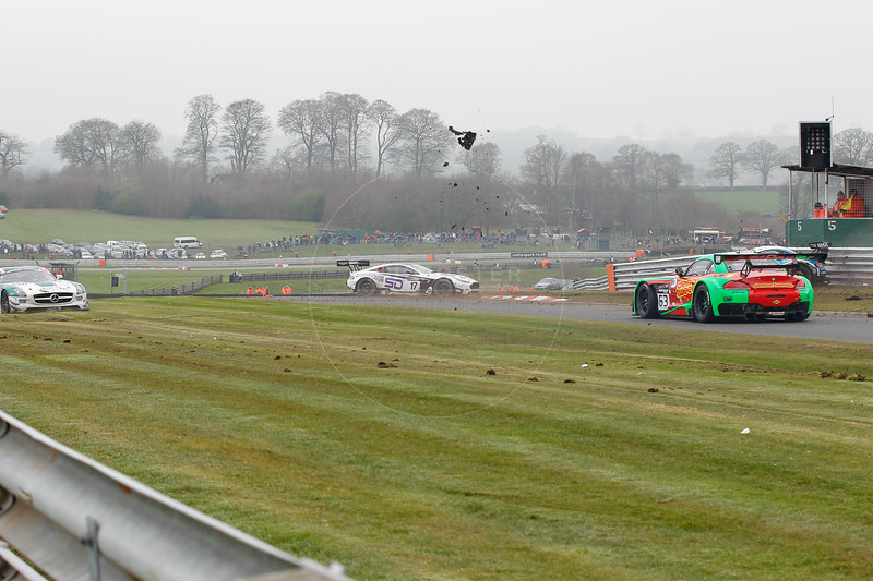 British GT and BRDC F4 Championships