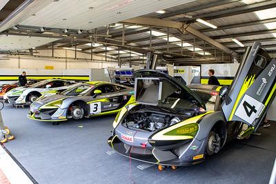 Intelligent Money British GT Championship - Silverstone 500