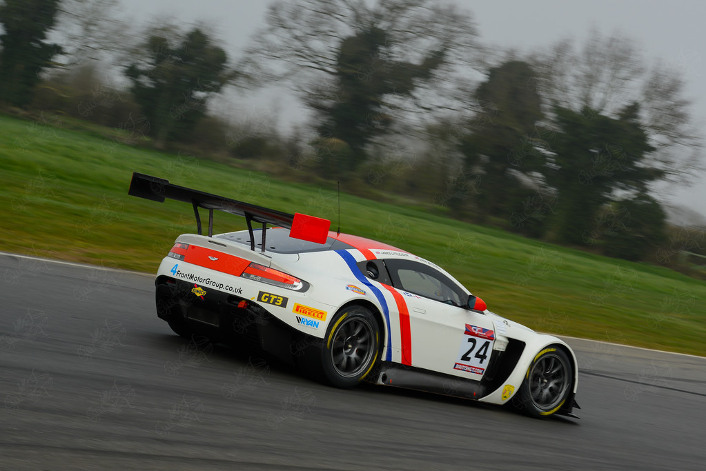 2017 British GT Championship Media Day Snetterton