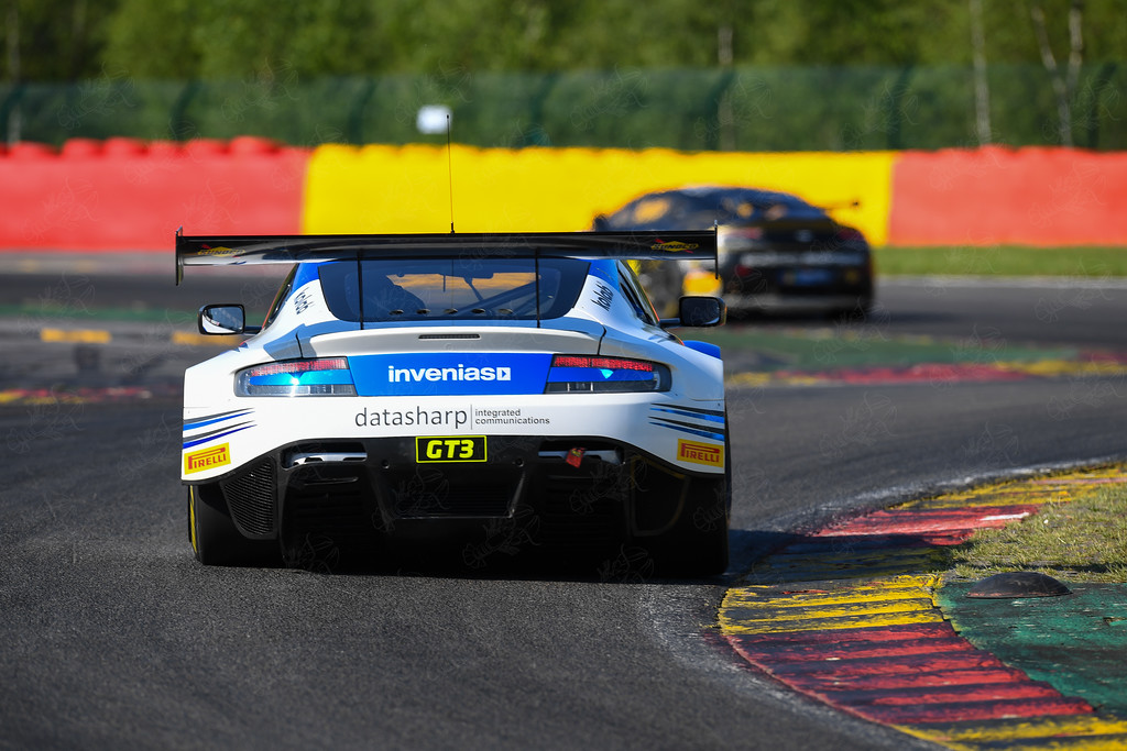 British GT Spa-Francorchamps 2017 ©2017 Ian Musson. All Rights Reserved.