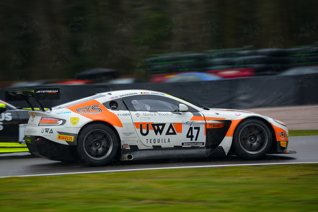 2018 British GT Championship Round 1 Oulton Park.  ©2018 Ian Musson. All Rights Reserved