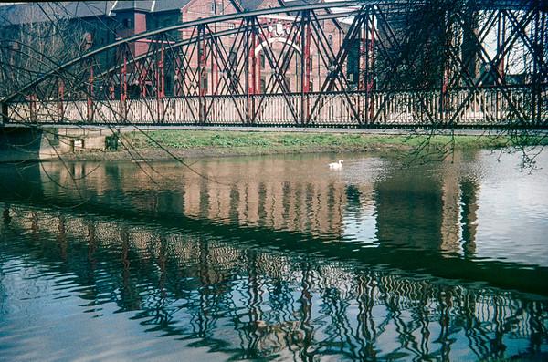 Andressey Bridge, Burton on Trent
