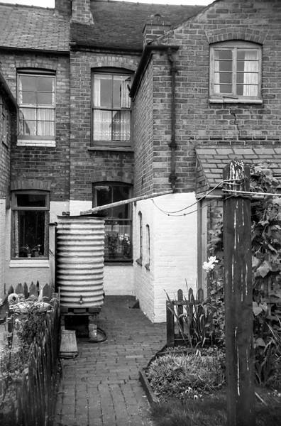 144 Shobnall St, Burton - Sept 1969
