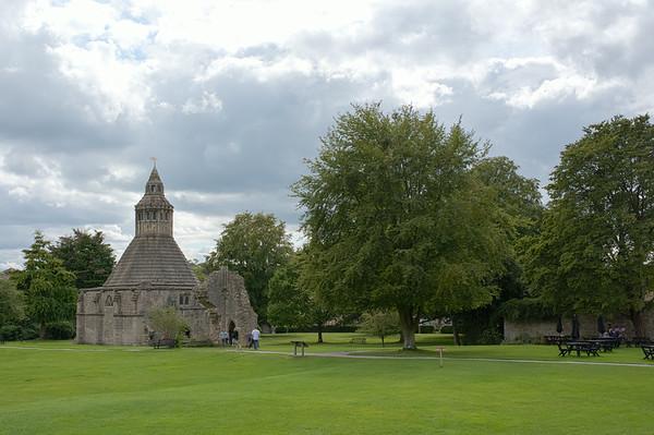 The Abbot's Kitchen, Glastonbury Abbey