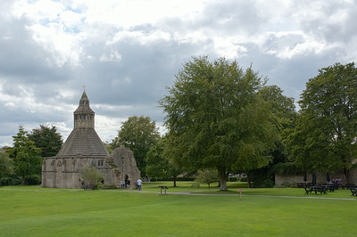The Abbot's Kitchen, Glastonbury Abbey