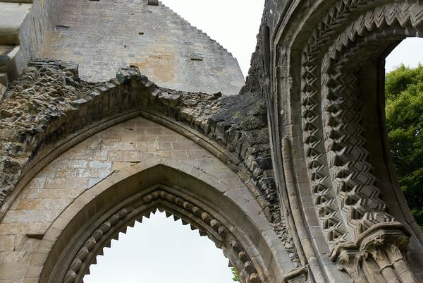 Great Church, Glastonbury Abbey