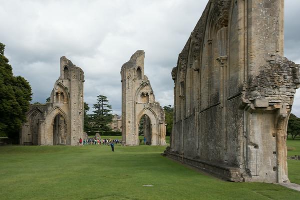 The Great Church, Glastonbury Abbey
