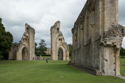 The Great Church, Glastonbury Abbey