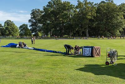 Longleat Sky Safari - Afternoon Launch