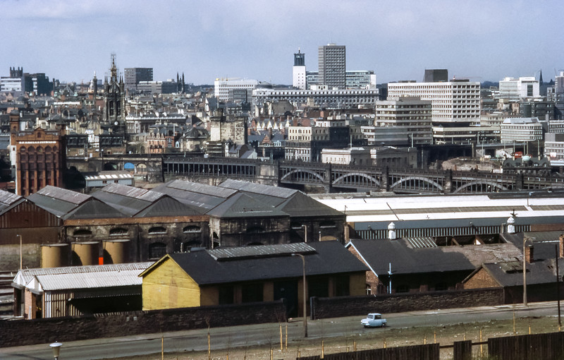 Newcastle City, March 1973