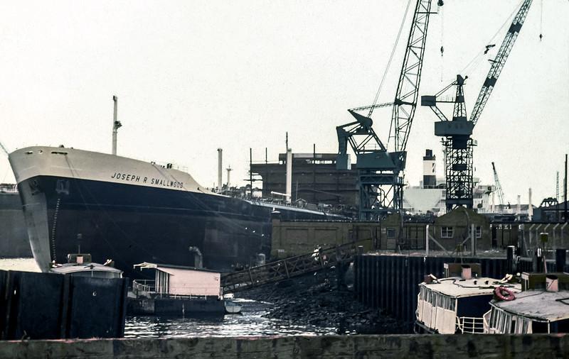 Docks on the Tyne