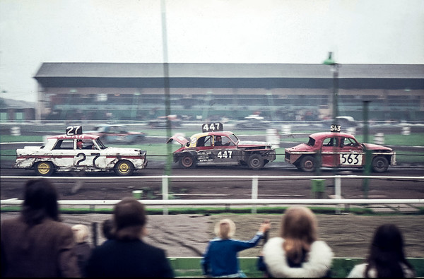 Newcastle Speedway, Byker, September 1973