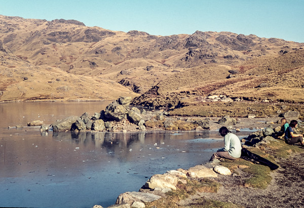 Lake District, February 1975