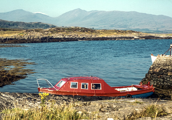 Oban area, September 1973
