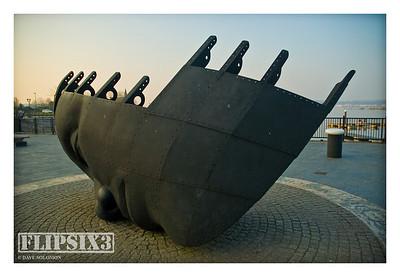 The Merchant Seafarers' War Memorial