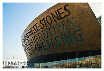 The Wales Millennium Centre (WMC)