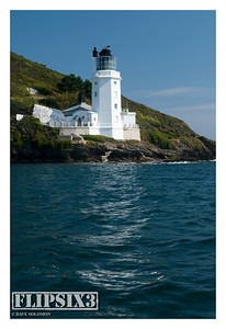 St Anthony's Lighthouse, near Falmouth - used for the outside shots in the UK version of Fraggle Rock