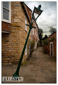 A quirky corner spotted in the old part of Lincoln, close to the cathedral.