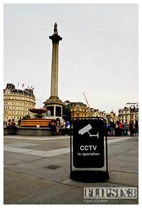 Trafalgar Square Surveillance