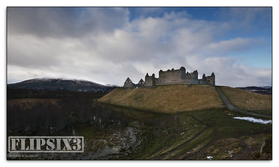 Ruthven Barracks, Scotland
