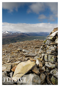 Views of/from Meall a'Bhuachaille