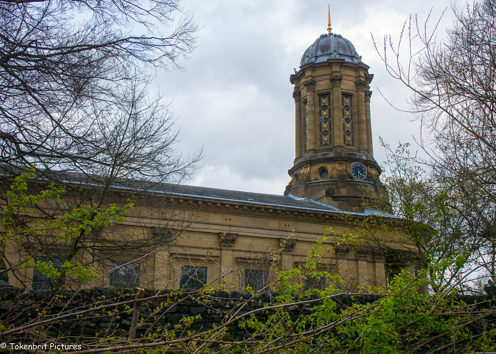 URC Church Saltaire Yorkshire LR-0644