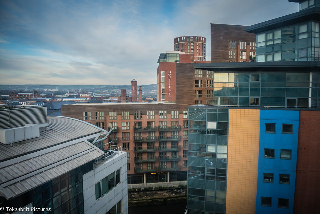 View of Leeds from Hilton HDRLR-0629