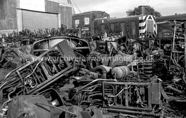 03069 1/10/88 Vic Berry's, Leicester Withdrawn 12/83 GD	Now Preserved / Private Owner as at 2/4/17