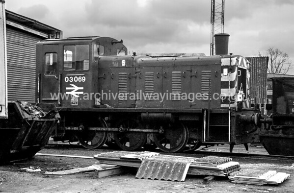 03069 20/2/88 Vic Berry's, Leicester Withdrawn 12/83 GD	Now Preserved / Private Owner as at 2/4/17