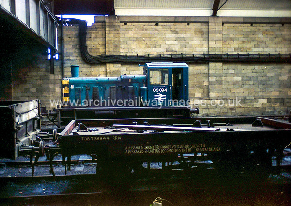 03094 20/8/81 Newcastle Withdrawn 01/88 GDNow Preserved / Private Owner as at 18/3/17