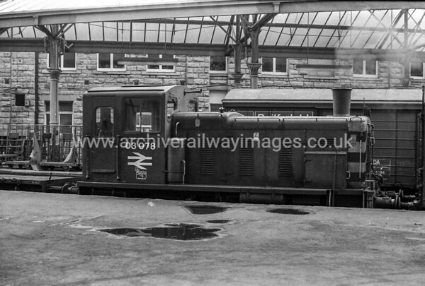 03078 22/4/83 Newcastle Withdrawn 01/88 GD Now Preserved / Private Owner as at 25/12/17