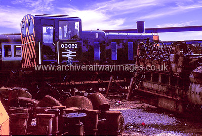 03069 1/10/88 Vic Berry's, Leicester. Withdrawn 12/83 GD	Now Preserved / Private Owner as at 2/4/17