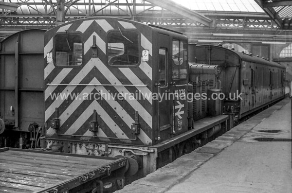 03078 30/4/87 Newcastle Withdrawn 01/88 GD Now Preserved / Private Owner as at 25/12/17