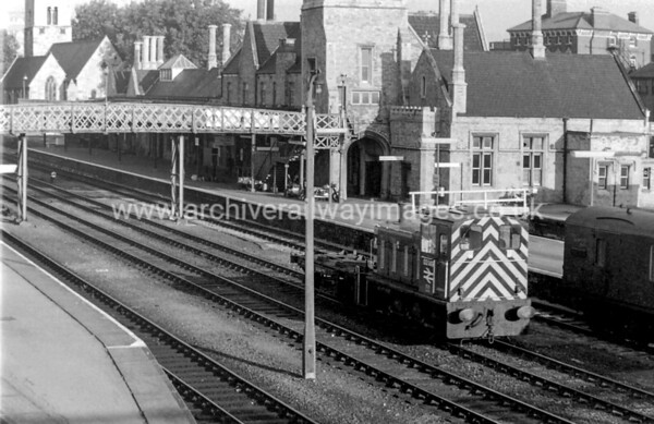 03149 6/9/82 Lincoln Withdrawn 11/82 LN Cut-Up 07/83 BREL Doncaster Works